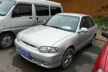 起亚 千里马 2003款 1.6 手动 GL-I