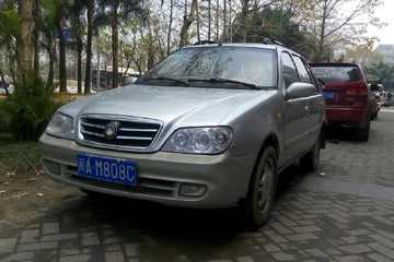 吉利 豪情 2005款 1.3 手动 SRV舒适型