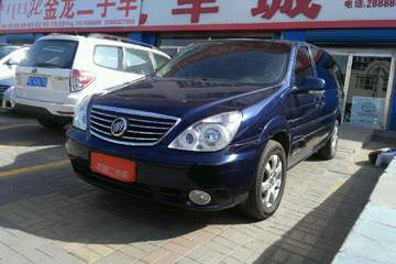 别克 GL8陆尊 2008款 3.0 自动 LT豪华型7座