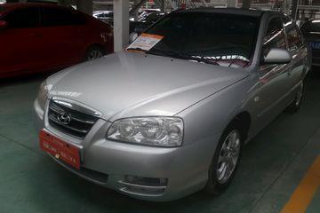现代 伊兰特三厢 2008款 1.6 手动 清新版GL
