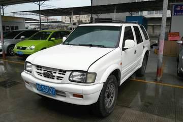庆铃 竞技者 2001款 2.6 手动 四驱